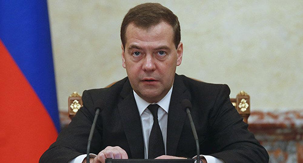 Loi US/Ukraine: coup dur pour les relations Moscou-Washington (Medvedev)