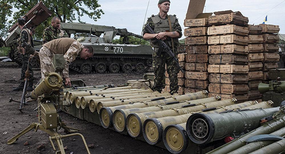 A qui profitent les livraisons d'armes à l'Ukraine ?