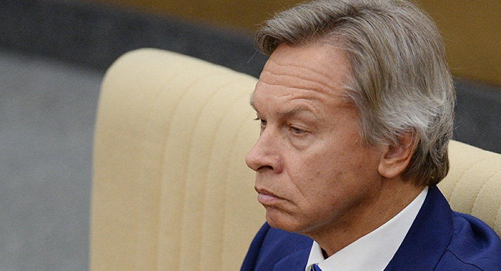 L'OTAN ne veut pas de l'Ukraine et de ses problèmes (Pouchkov)