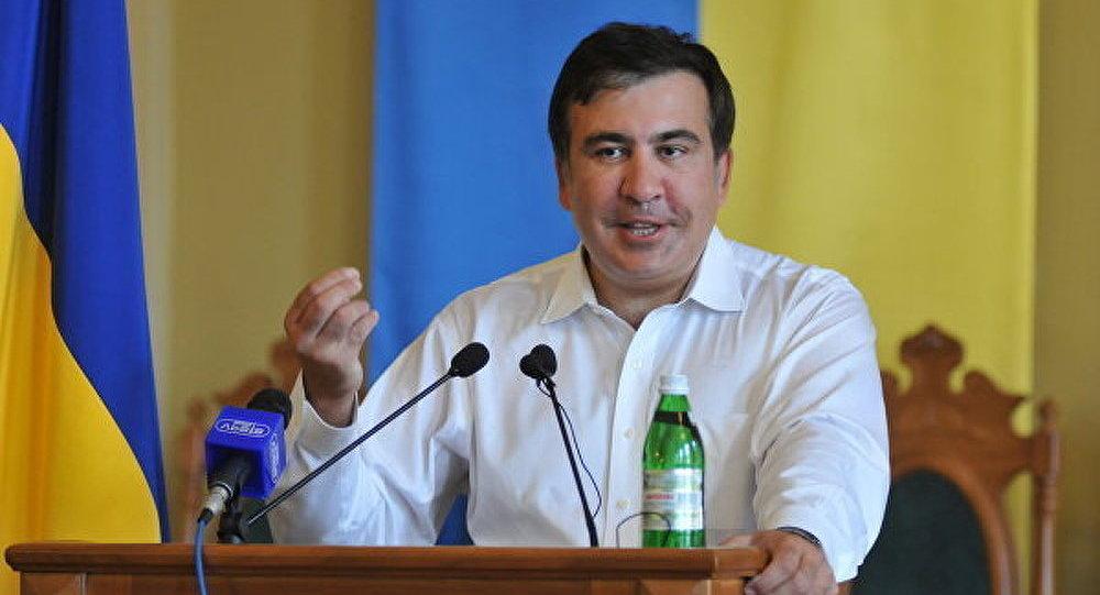 La lutte de Saakashvili contre la corruption en Ukraine, c'est le théâtre de l'absurde (Medvedtchouk)