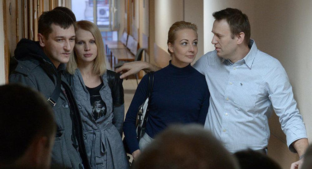 Russie: Alexeï Navalny condamné à 3,5 ans de prison avec sursis