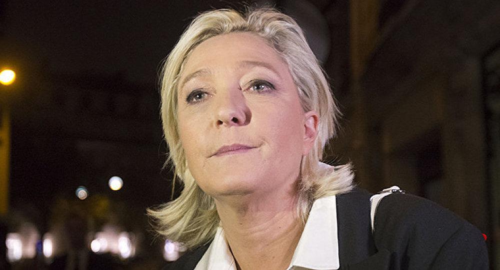 France/Marche républicaine: Marine Le Pen marchera... à Beaucaire