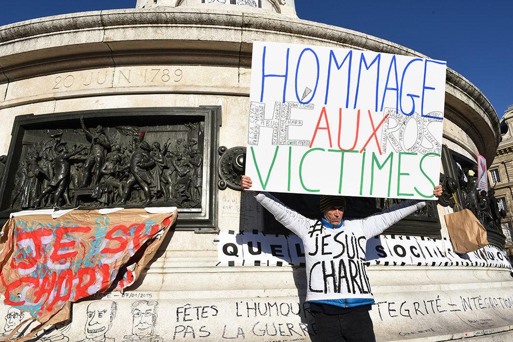 France: plus grande mobilisation dans l'histoire du pays