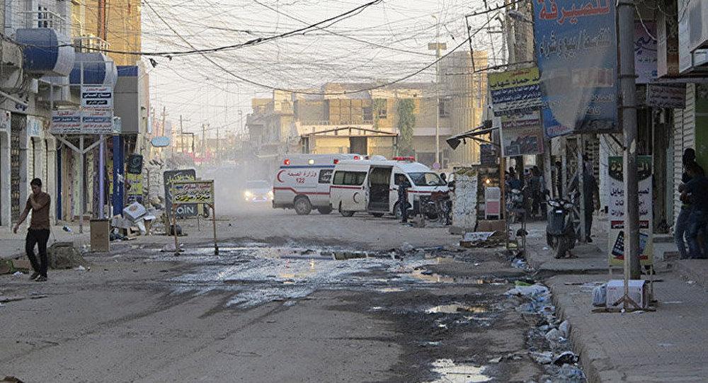 Un terroriste kamikaze se fait exploser en Irak en faisant 12 morts