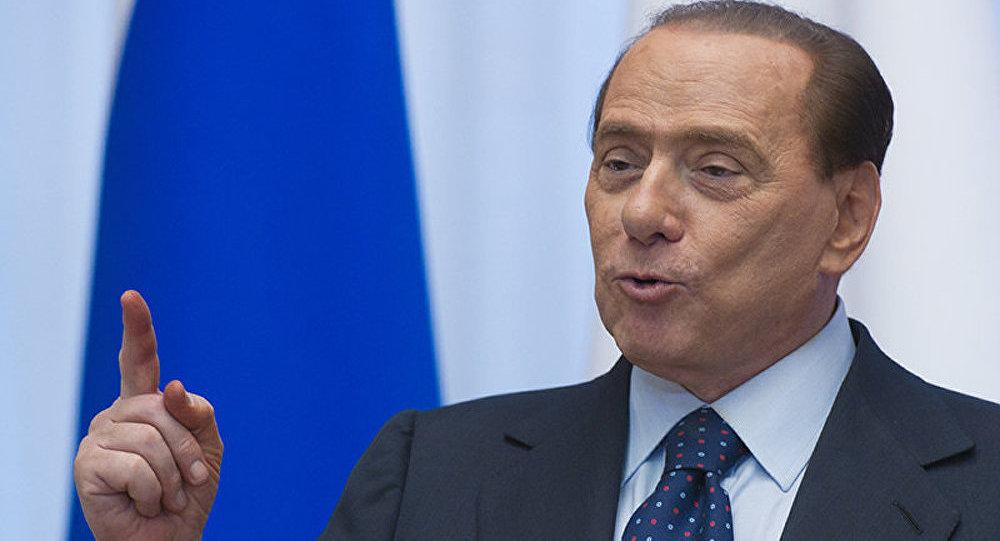 Les sanctions antirusses n'ont aucun sens (Berlusconi)