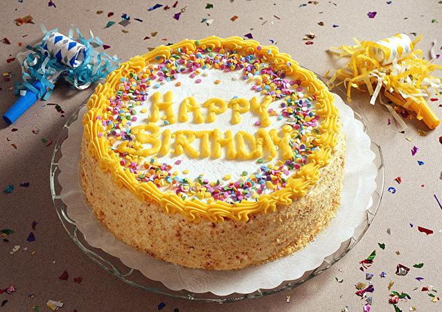 Gâteau. Image d'illustration