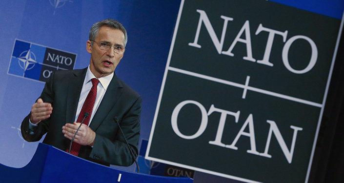 Jens Stoltenberg, le secrétaire général de l'Otan
