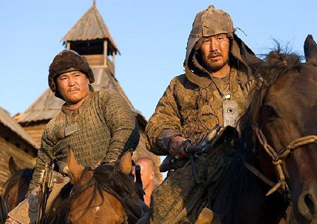 les troupes de Batu