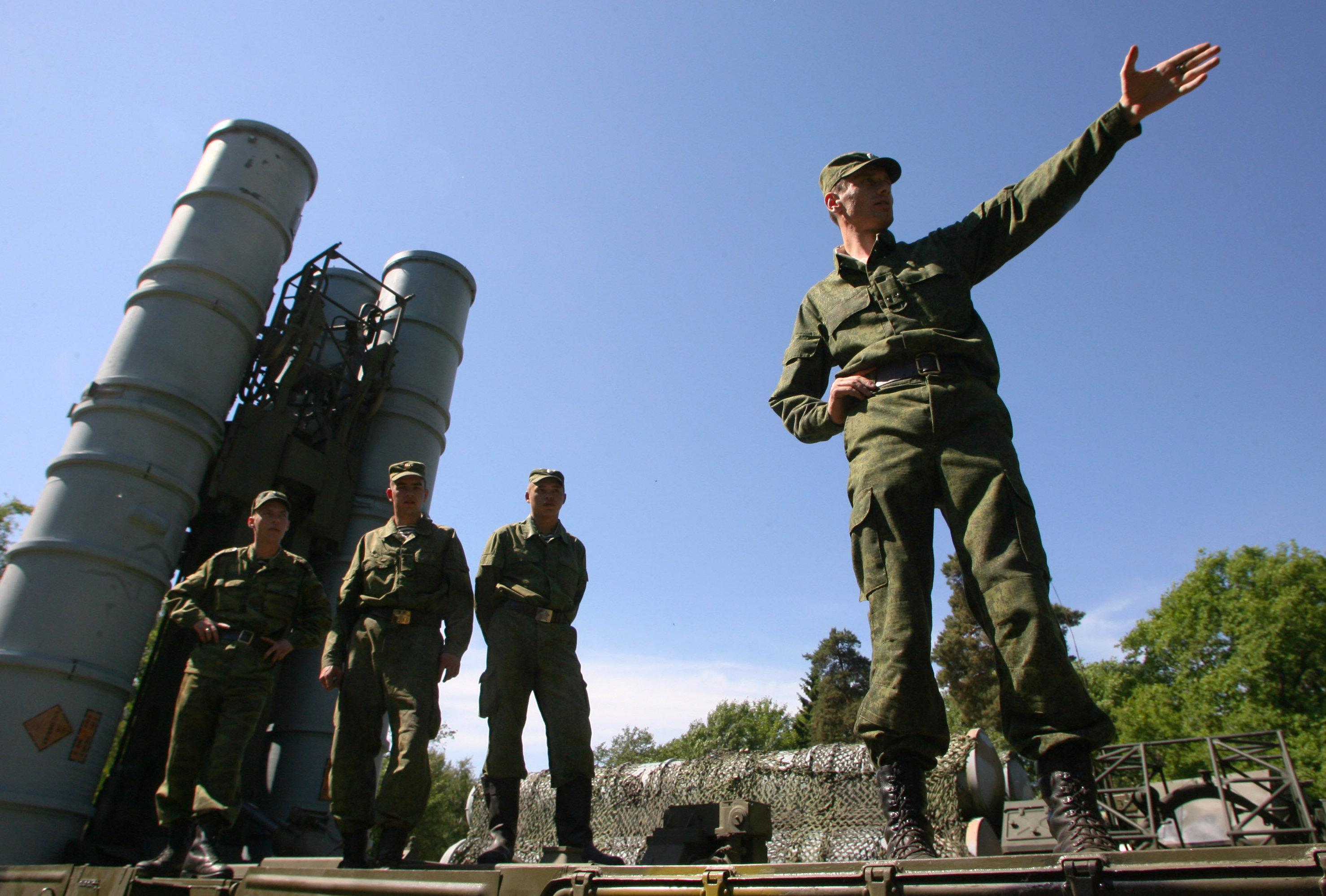 Le système mobile de défense antiaérienne et antimissile assure la sécurité