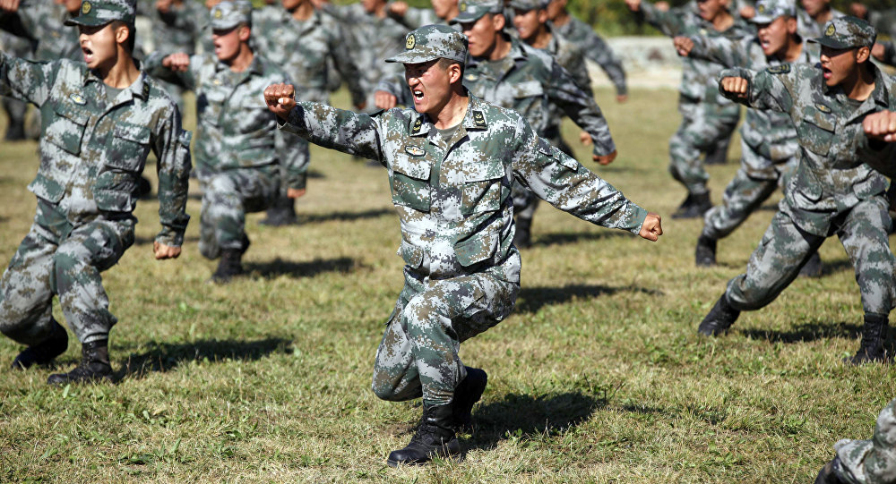les forces armées chinoises
