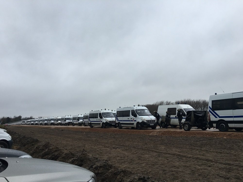 Le camp des réfugiés à Calais sera fermé