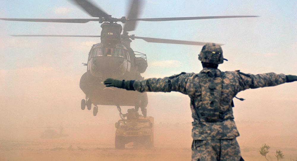 Boeing CH-47 Chinook