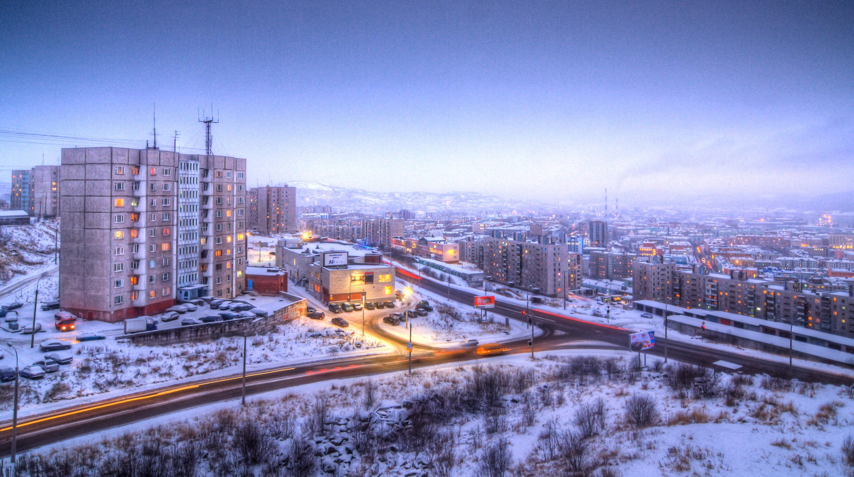 Villes De Plus D Un Million D Habitants Russie