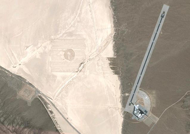 Une base américaine ultrasecrète détectée grâce à Google Earth