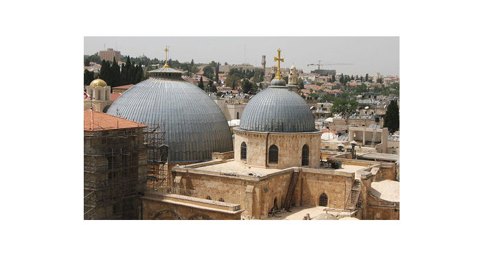 Les vestiges d'un temple vieux de 2.750 ans découverts à Jérusalem