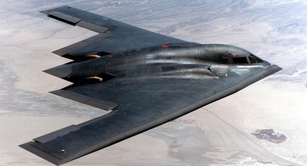 Le Northrop B-2 Spirit, avion bombardier emblématique des ailes volantes