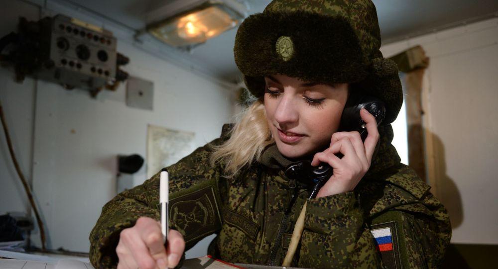 l etat major russe souhaite un joyeux 8 mars aux femmes militaires en morse sputnik france. Black Bedroom Furniture Sets. Home Design Ideas