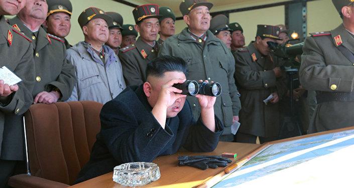 Tir en mer d'un missile nord-coréen de courte portée