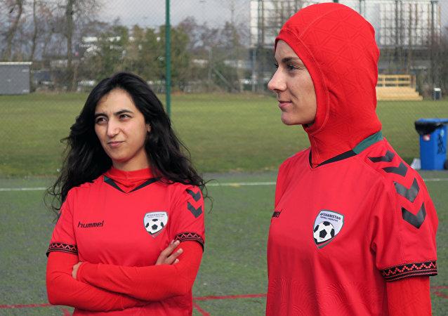 Un hijab pour le football