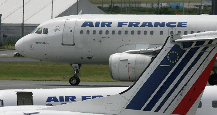 Air France suspend ses vols au Venezuela en prévision de l'élection