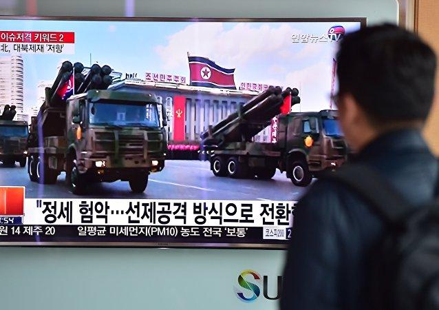 Pyongyang tire deux nouveaux missiles en mer du Japon