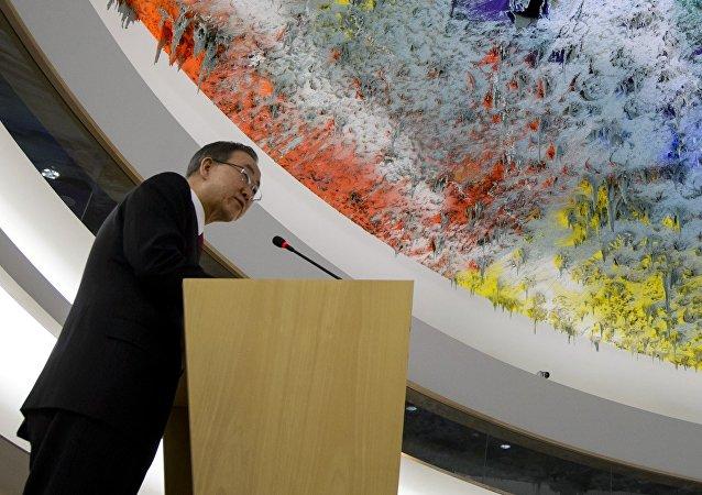 Conseil de sécurité de l'Onu, Ban Ki-moon