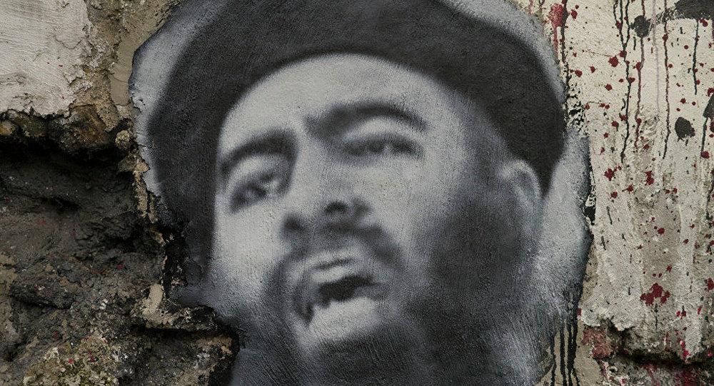 Portrait d'Abu Bakr al Baghdadi