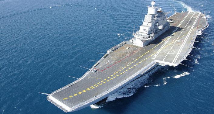 Porte-avions indien Vikramaditya