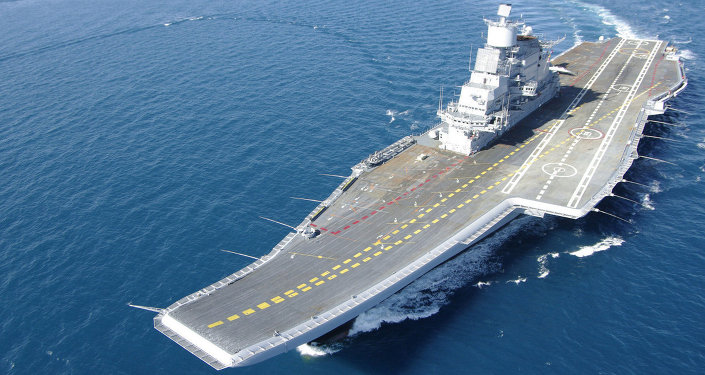 Porte-avions Vikramaditya