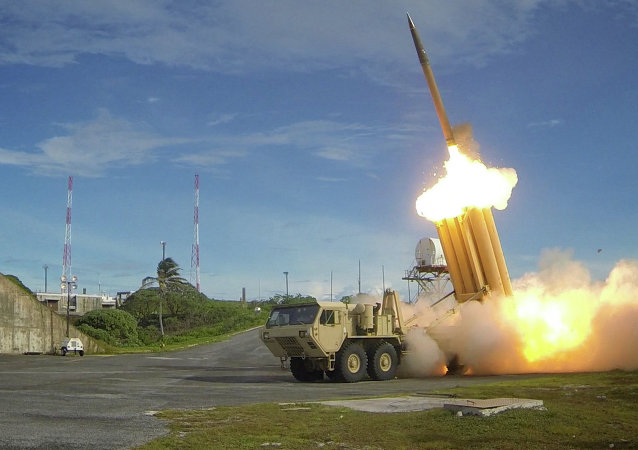 Des tirs d'essai de missiles THAAD
