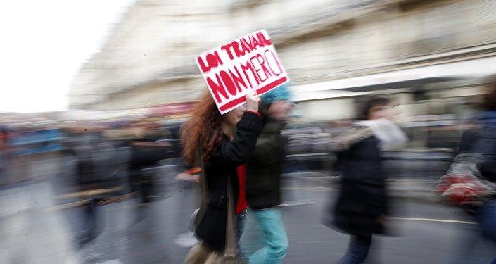 78% des moins de 35 ans opposés à la loi Travail