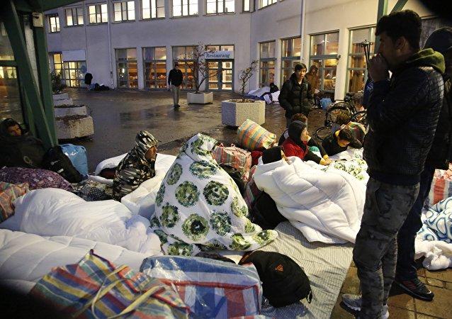 La Suède va expulser des milliers de migrants