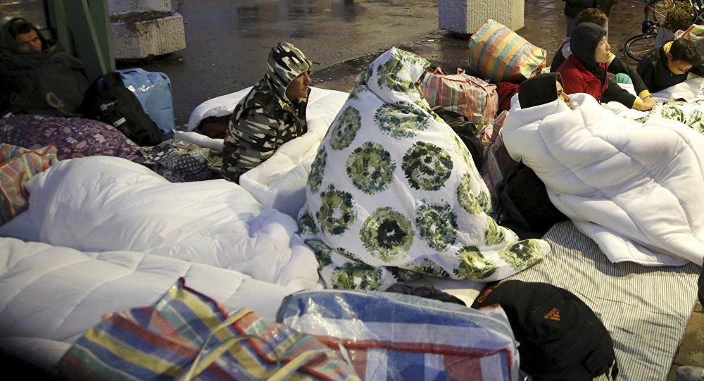 Réfugiés en Suède