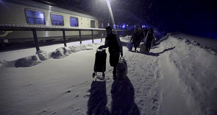 Des réfugiés syriens en Finlande