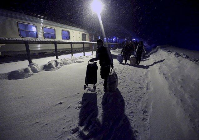 Refugiés en Finlande