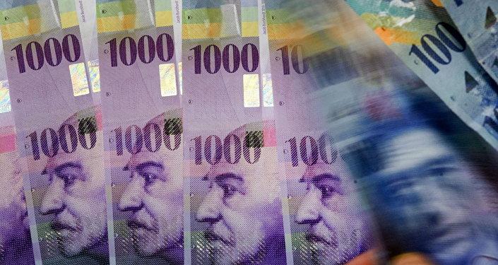 francs suisses