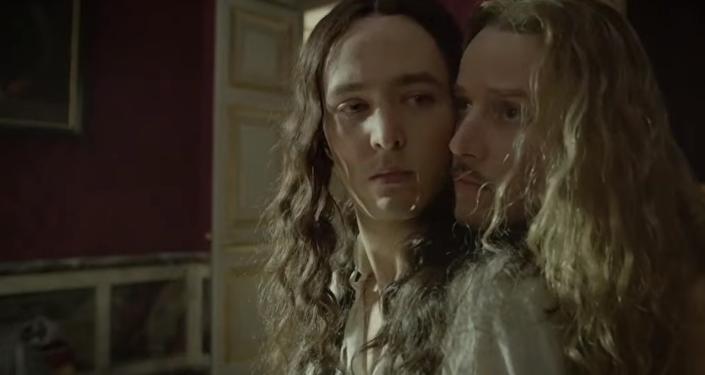 Série télévisée Versailles