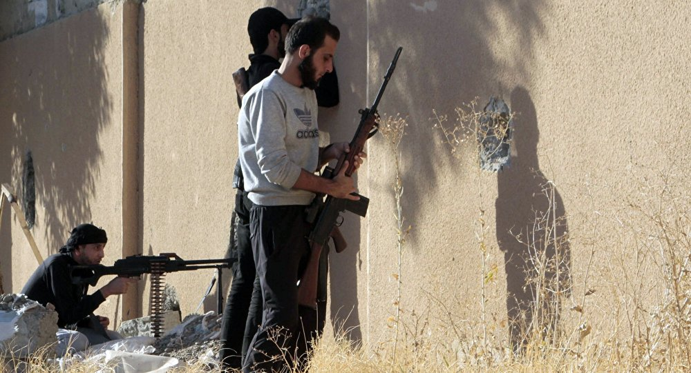 L'opposition syrienne approche de Raqqa