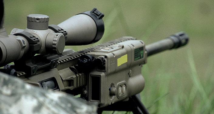 armes laser