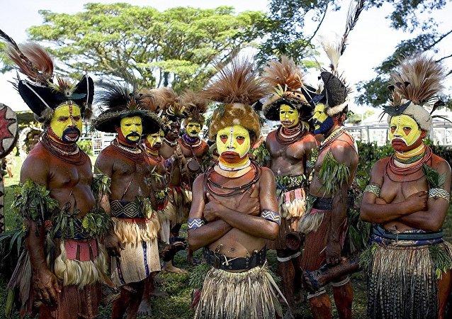 Papouasie-Nouvelle Guinée