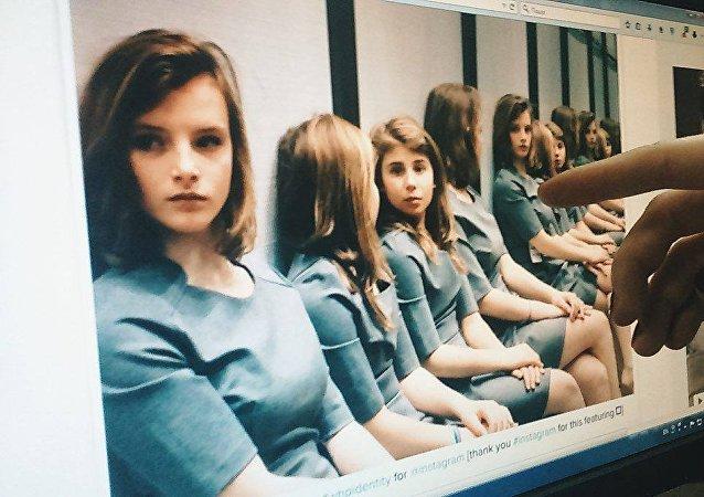 Combien de filles voyez-vous?