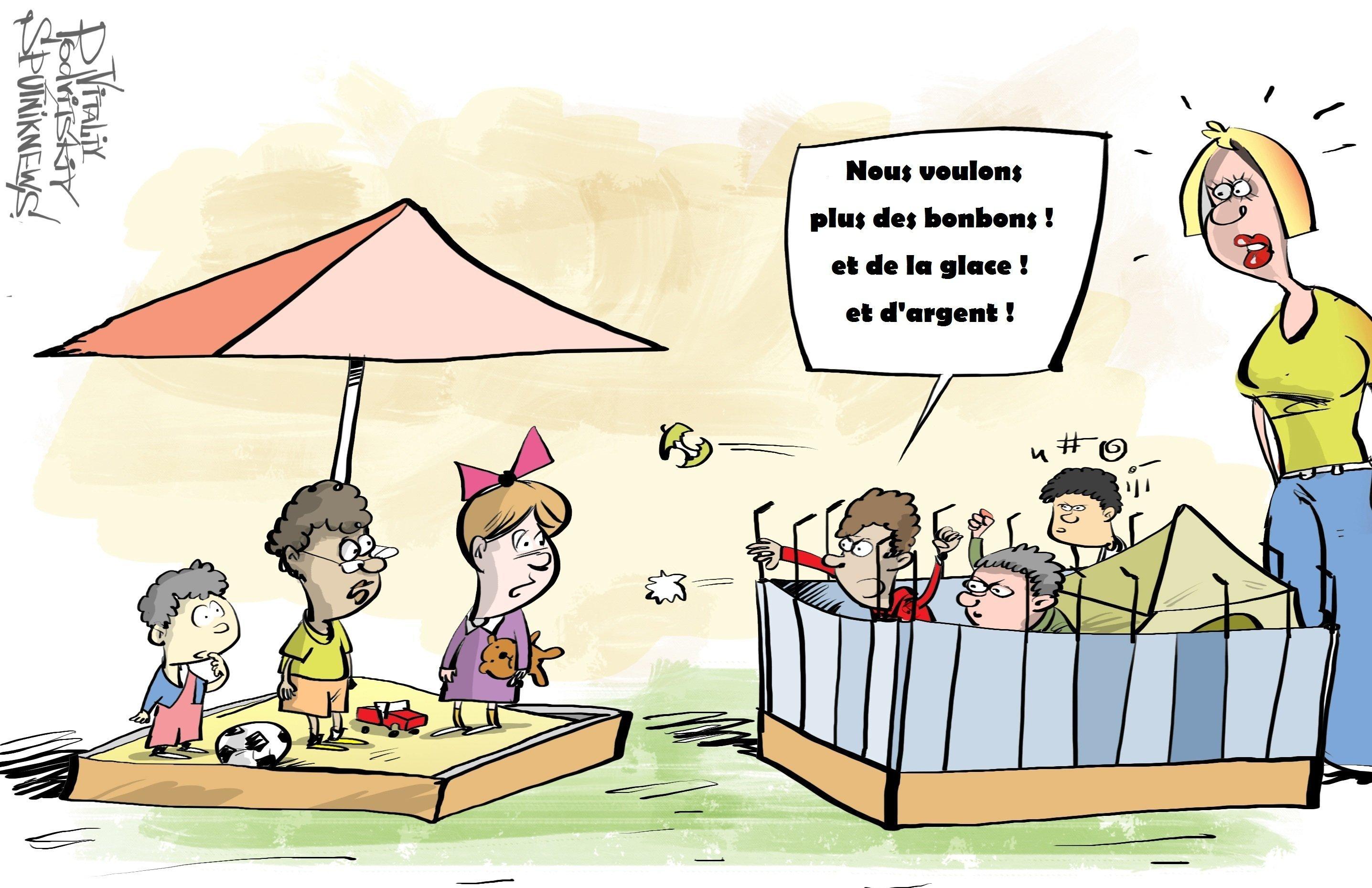 Norvège: les enfants envoyés dans de faux camps de réfugiés