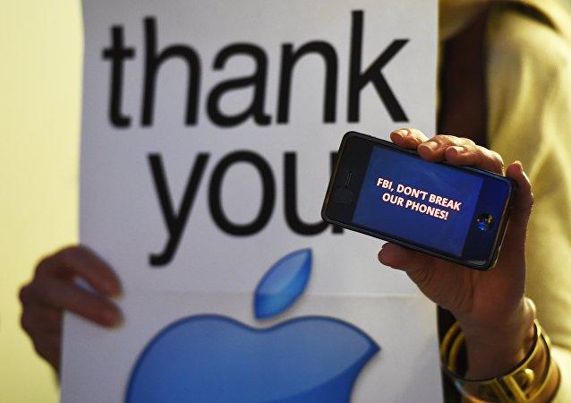 Les ingénieurs d'Apple prêts à affronter le FBI
