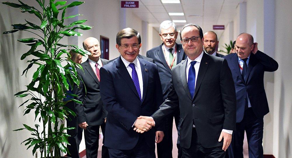 Les négociations UE-Turquie