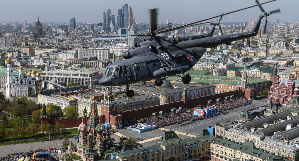 Hélicoptère polyvalent Mi-8