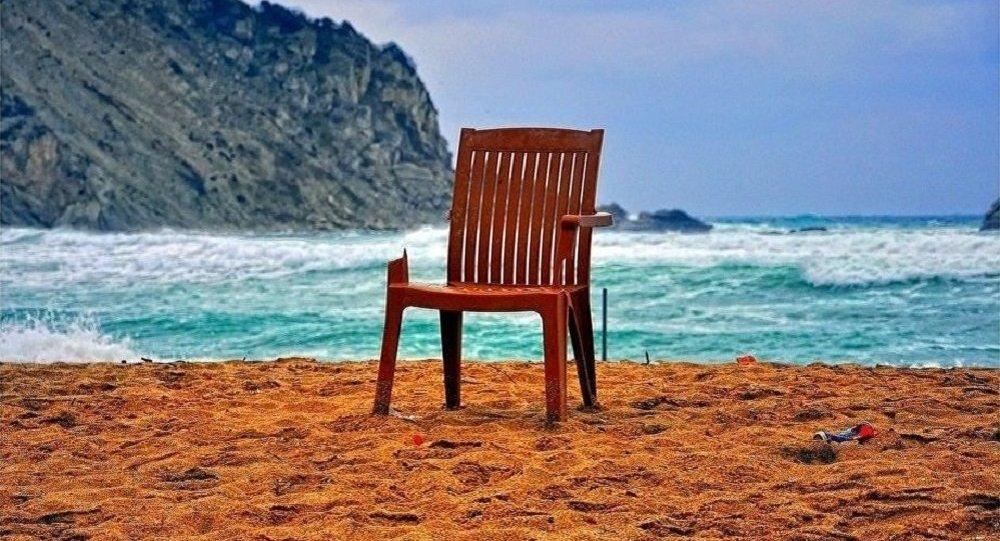 Une plage turque