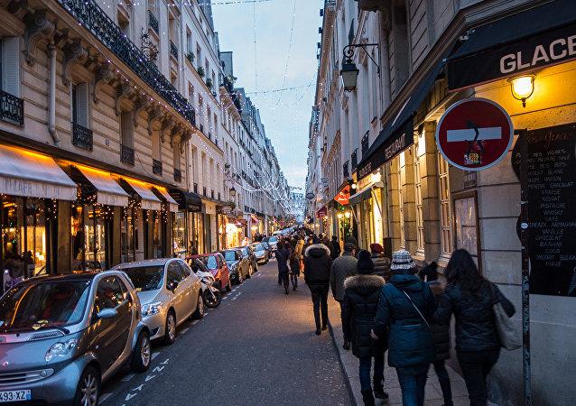 rue de Paris