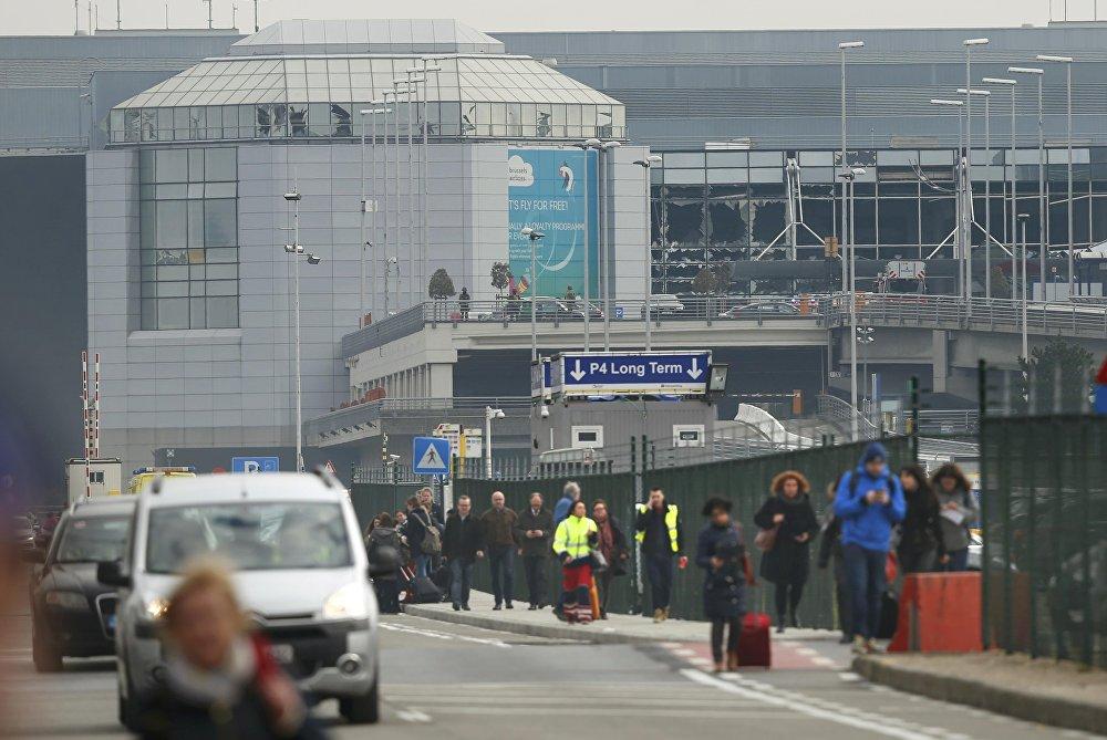 Série d'explosions à Bruxelles