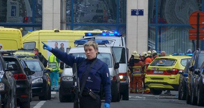 Les transports européens plongés dans le chaos après les explosions à Bruxelles