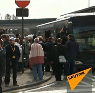 En direct: la situation à l'aéroport de Bruxelles après les attentats